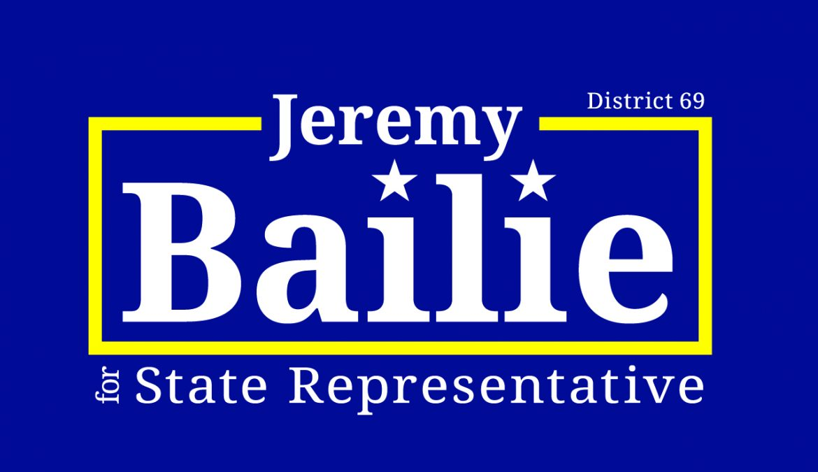 Jeremy Bailie Launches Campaign for House District 69